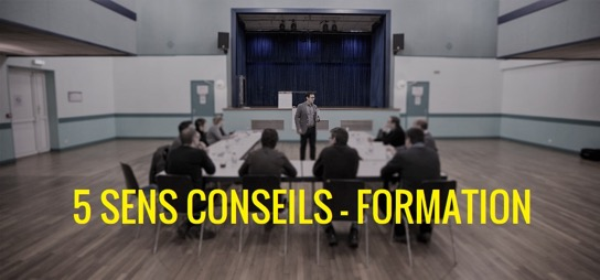 5 Sens Conseils formation