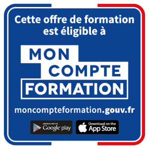 Logo Mon Compte Formation - Formation éligible